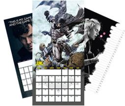 Kalendáre 2018