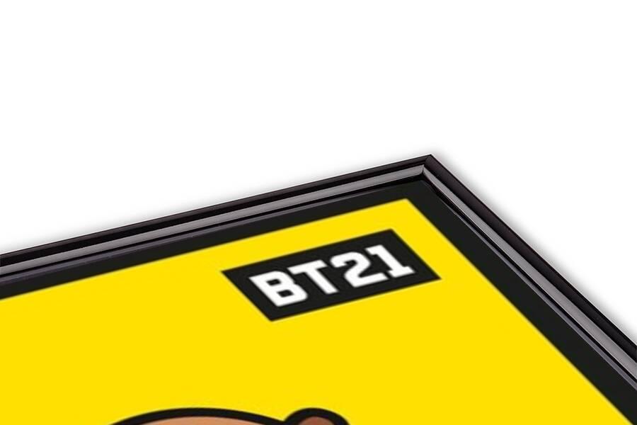 Plagát BT21 - Pileup