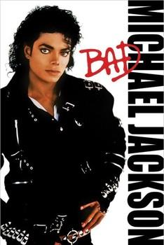 MICHAEL JACKSON - Bad plagáty, obrázky, foto