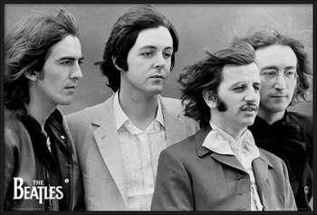 Plagát The Beatles - fab four