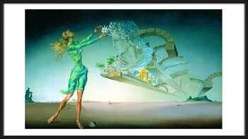 Plagát  Salvador Dalí – Mirage