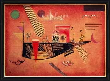 Plagát  Wassily Kandinsky - Whimsical