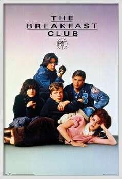 Zarámovaný plagát The Breakfast Club - Key Art
