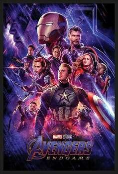 Zarámovaný plagát Avengers: Endgame - Journey's End