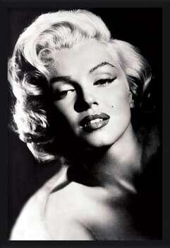 Zarámovaný plagát Marilyn Monroe - glamour