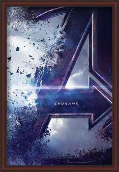Zarámovaný plagát Avengers: Endgame - Teaser