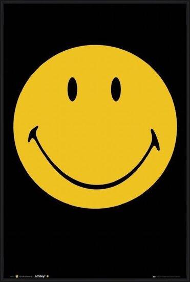 Plagát Smiley - face