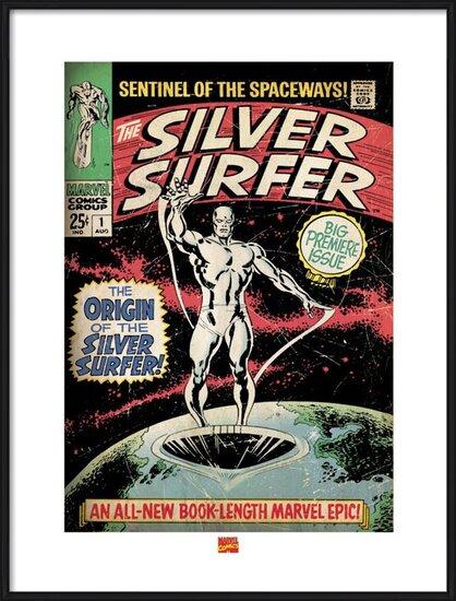 Silver Surfer Obrazová reprodukcia
