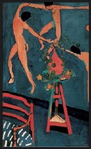 Nasturtiums with The Dance, 1912 Obrazová reprodukcia