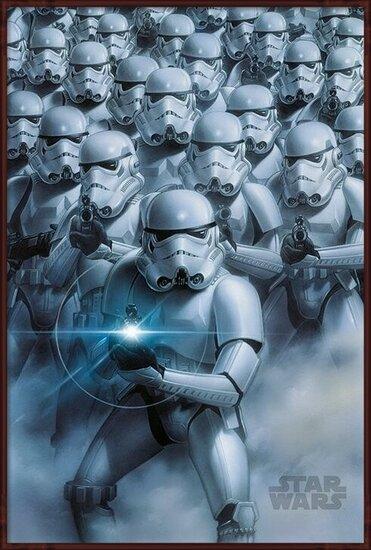 Plagát  Star Wars - Stormtroopers