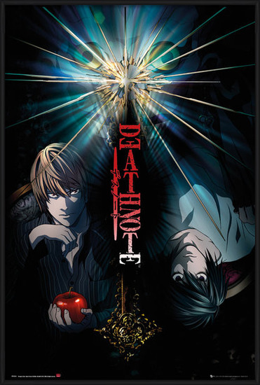 Plagát  Death Note - Duo