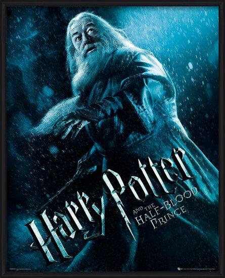 Harry Potter a Polovičný princ - Albus Dumbledore Action Obrazová reprodukcia