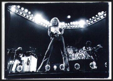 Plagát Led Zeppelin - duotone
