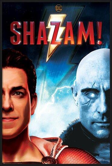 Plagát Shazam - Good vs Evil