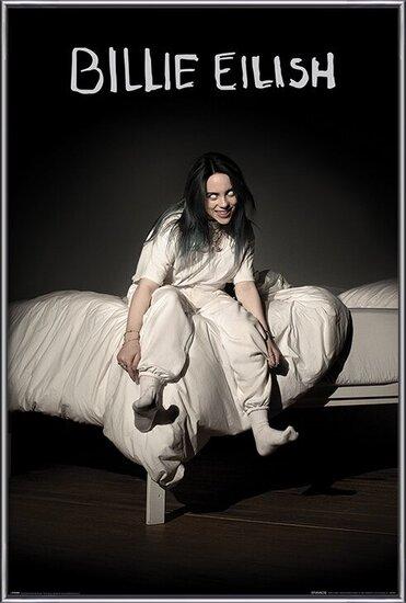 Plagát Billie Eilish - When We All Fall Asleep Where Do We Go