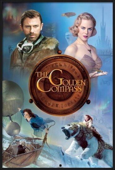 Plagát  THE GOLDEN COMPASS - cast