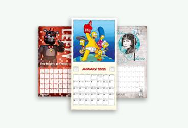 Kalendáre 2020
