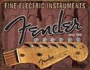 FENDER - Headstock